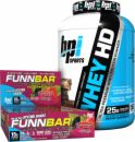 BPI Sports WHEY-HD 5 Lbs. + FunnBar