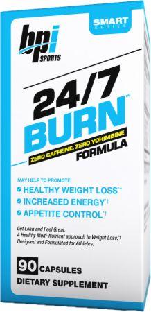 Image of BPI Sports 24/7 Burn 90 Capsules