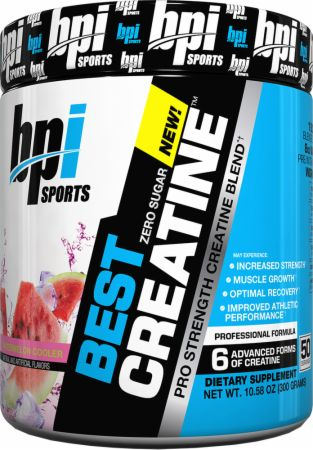 Image of BPI Sports Best Creatine 50 Servings Watermelon Cooler