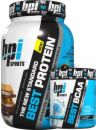 BPI Sports Best Protein 2Lb + Best BCAA Stack