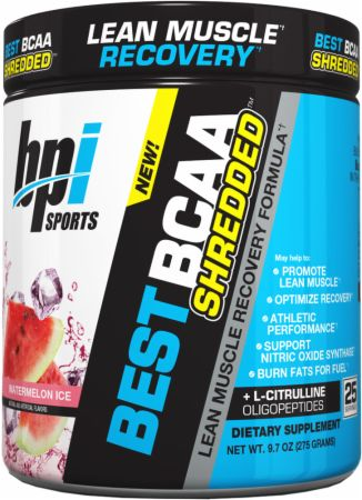 Best BCAA Shredded
