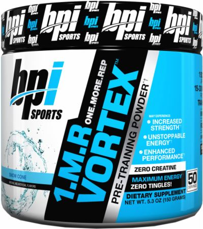 Image of BPI Sports 1.M.R Vortex 50 Servings Snow Cone