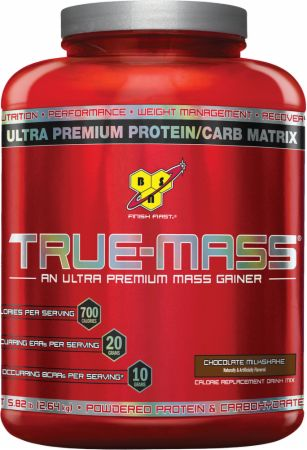 True-Mass Weight Gainer