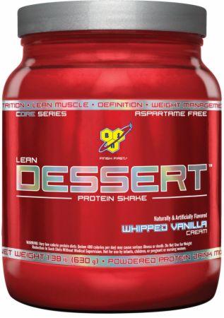BSN Lean Dessert Protein Shake の BODYBUILDING.com 日本語・商品カタログへ移動する