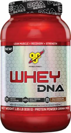 BSN Whey DNA Milk Chocolate 25 Servings - Protein Powder