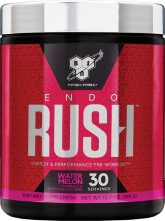 EndoRush Watermelon 30 Servings - Pre-Workout Supplements BSN
