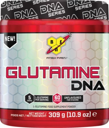 Image of BSN Glutamine DNA 309 Grams Unflavoured