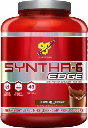 Image of Syntha-6 Edge Low Carb Protein Chocolate Milkshake 48 Servings - Protein Powder BSN
