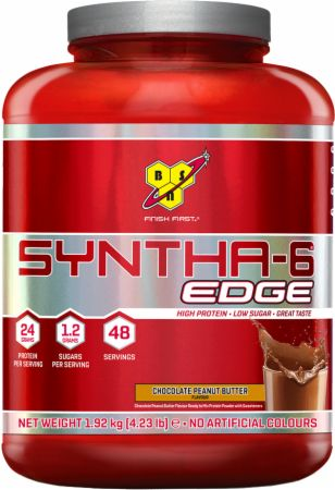 Image of Syntha-6 Edge Low Carb Protein Chocolate Peanut Butter 48 Servings - Protein Powder BSN