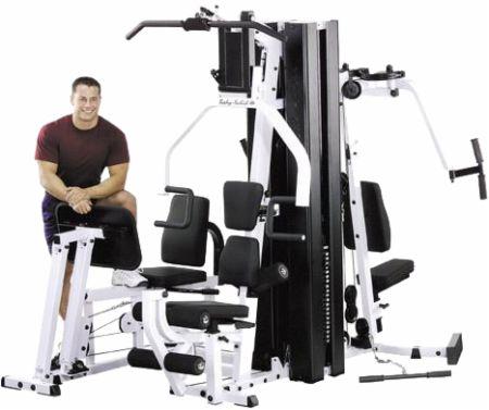 EXM3000LPS Home Gym