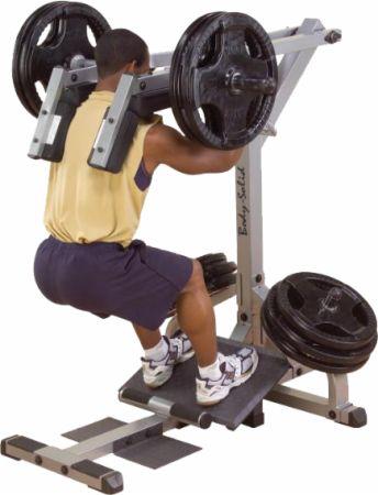 GSCL360 Leverage Squat Calf Machine