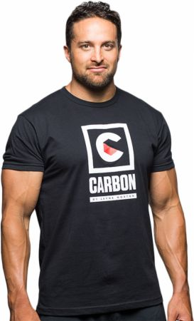 Image of Carbon by Layne Norton Carbon Tee 2XL Black