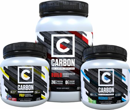 Carbon by Layne Norton: Ph3 Stack