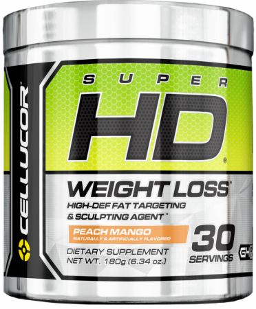 SuperHD Thermogenic Fat Burner