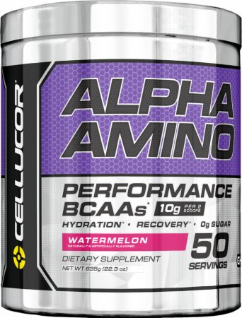 Image of Cellucor Alpha Amino 50 Servings Watermelon