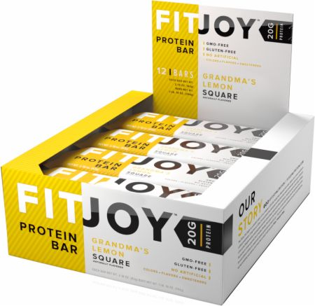 FitJoy Bars