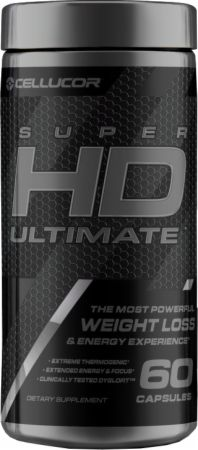 SuperHD Ultimate Weight Loss Thermogenic