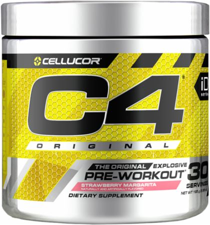 How does c4 pre workout work