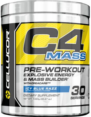 Image of Cellucor C4 30 Servings Blue Razz