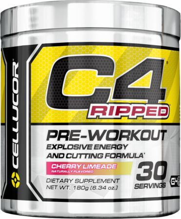 Image of Cellucor C4 Ripped 30 Servings Cherry Limeade