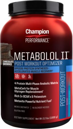 Champion Metabolol II