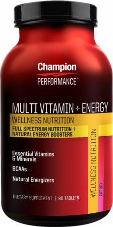 Champion Performance Multi Vitamin + Energy