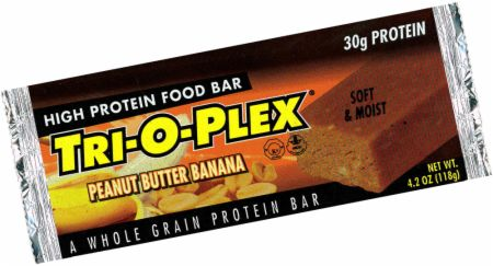 Chef Jay's Tri-O-Plex Bars