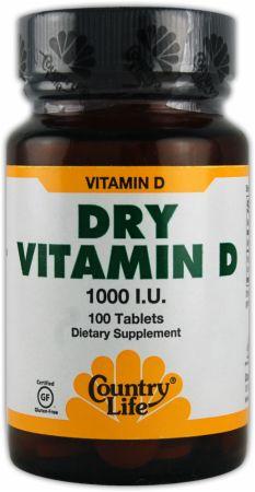 Country Life Dry Vitamin D の BODYBUILDING.com 日本語・商品カタログへ移動する