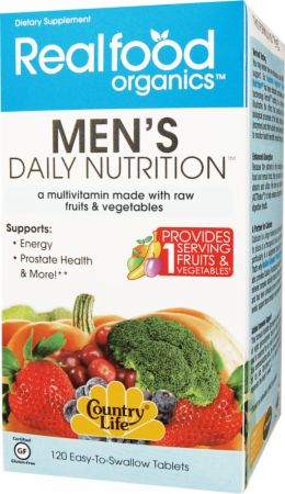 Country Life His Daily Nutrition