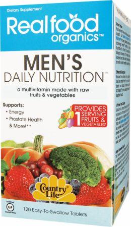 アメリカ製・有機野菜&果物系・男性用マルチビタミン の BODYBUILDING.com 日本語・商品カタログへ移動する