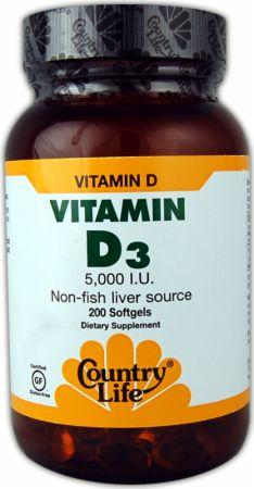 Country Life Vitamin D3 の BODYBUILDING.com 日本語・商品カタログへ移動する