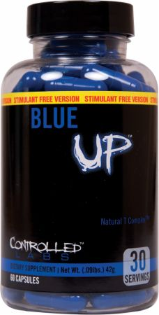Blue Up - Stim Free