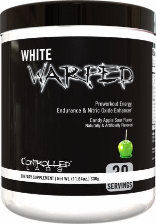 White Warped
