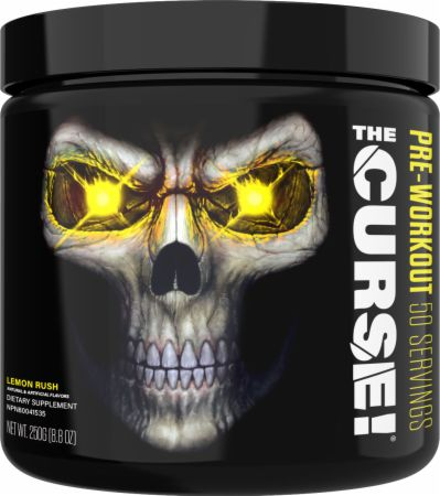 COBRA LABS The Curse Lemon Rush 50 Servings - Pre-Workout Supplements