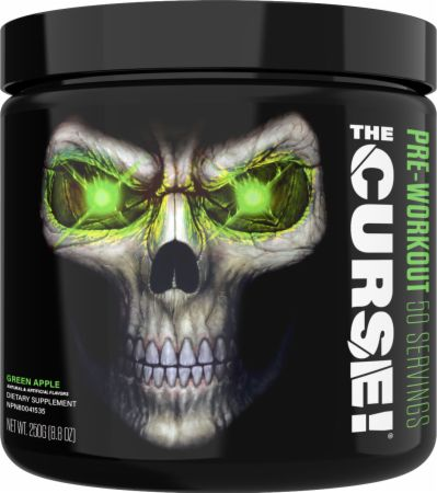 COBRA LABS The Curse Green Apple Envy 50 Servings - Pre-Workout Supplements