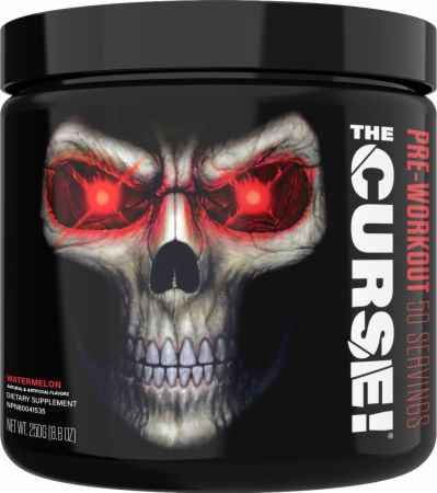 COBRA LABS The Curse Watermelon Deluxe - Exclusive! 50 Servings - Pre-Workout Supplements