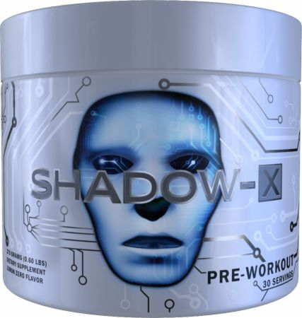 COBRA LABS Shadow-X Lemon Zero 30 Servings - Pre-Workout Supplements