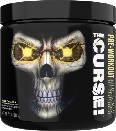 COBRA LABS The Curse Pina Colada 50 Servings - Pre-Workout Supplements