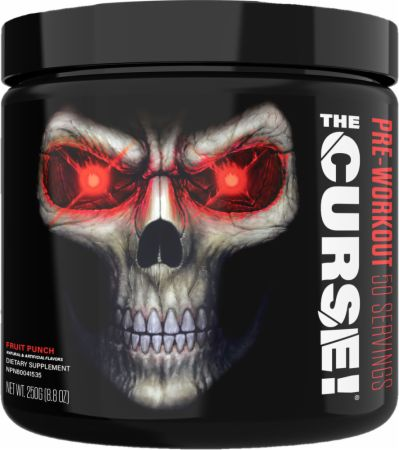 Image of The Curse! Pre-Workout Fruit Punch 50 Servings - Pre-Workout JNX Sports