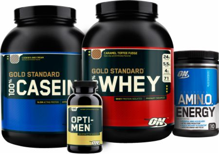 Optimum Performance Stack