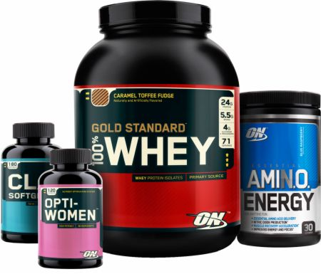 Women S Weight Loss Stack