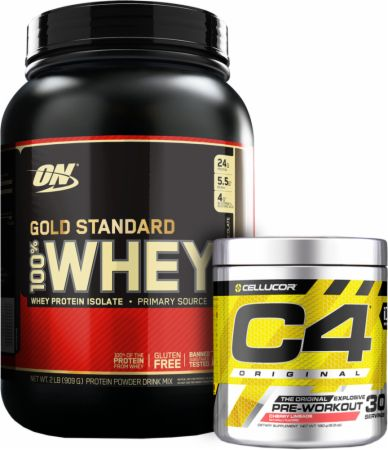 Gold Standard Whey/C4 Bundle