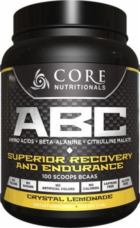 Image of Core Nutritionals Core ABC 50 Servings Lemonade