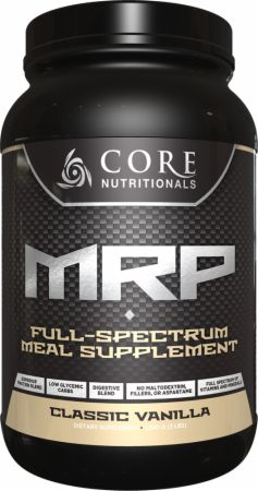 Image of Core MRP Classic Vanilla 3 Lbs. - Meal Replacement Core Nutritionals