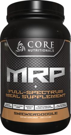 Image of Core MRP Snickerdoodle 3 Lbs. - Meal Replacement Core Nutritionals