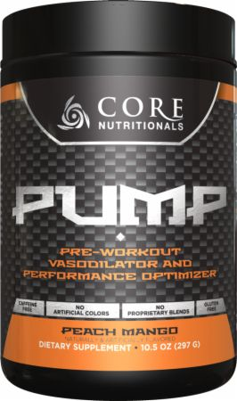 pump by core nutritionals at bodybuilding com best prices on pump