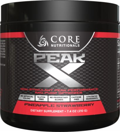 Peak X