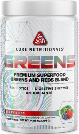 GREENS Superfood Greens and Reds Blend