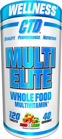 Image of Multi Elite 120 Tablets - Multivitamins CTD Sports