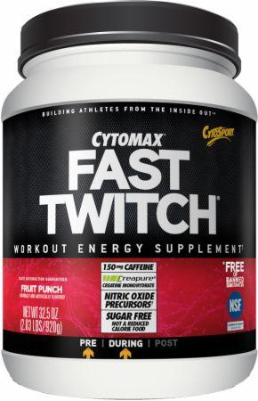 CytoSport Fast Twitch